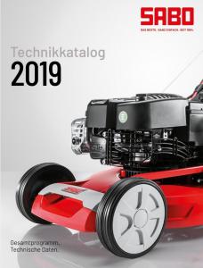 Katalog Sabo 2019